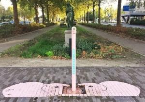 2 Tap-Art NSG-Lisa Borsten 2-Quackplein-Green Capital Challenge Water-© Marianna Bakker