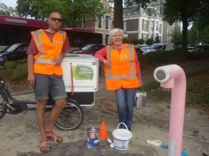 2 Tap-Art NSG-Remco Visser-Lisa Borsten -Quackplein-Green Capital Challenge Water-© Marianna Bakker