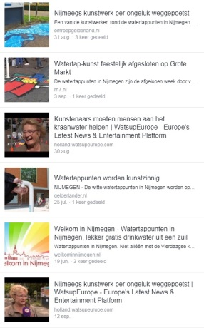 18-08-deel-publiciteit 2-water tappunten nijmegen-tap-art-in de media 2