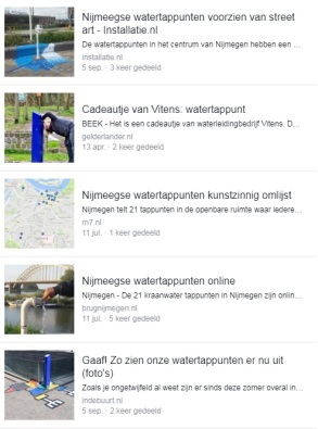 18-08-deel-publiciteit-watertappunten-Nijmegen-tap-art-in de media